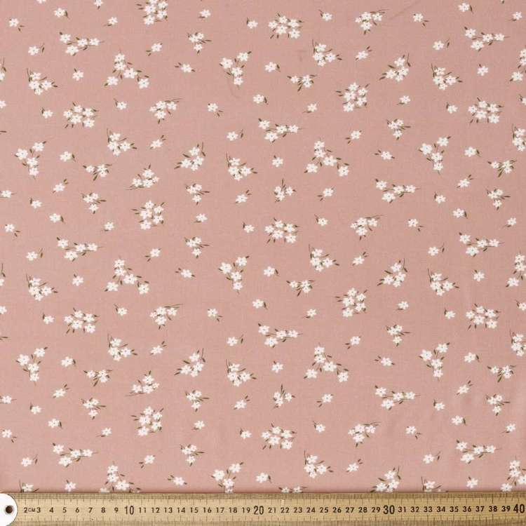 Sweety Printed 135 cm Rayon Fabric