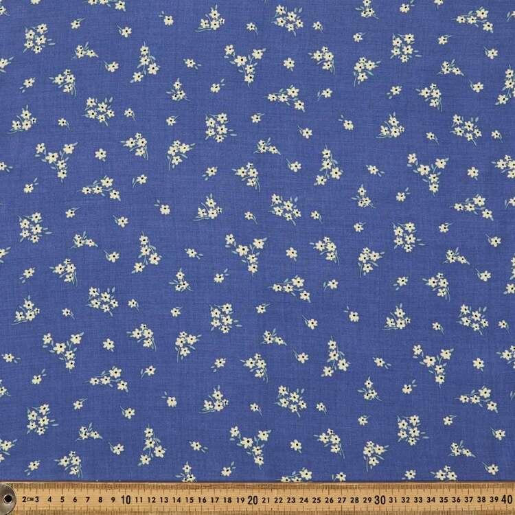 Cutey Clusters Printed 135 cm Rayon Fabric