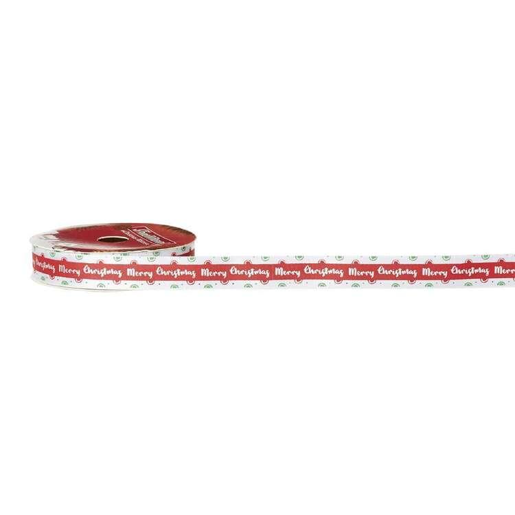 Traditional Christmas Ribbon # 3