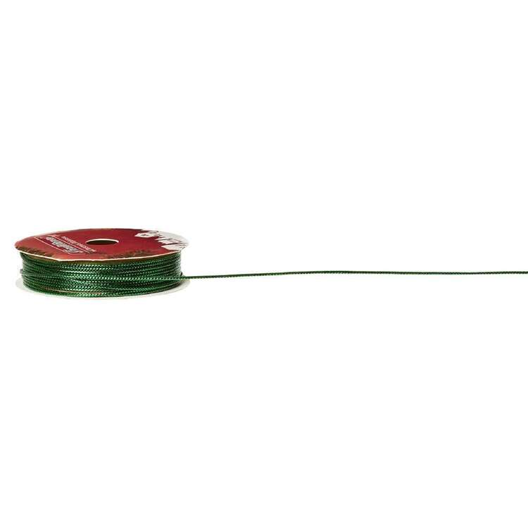 Metallic Christmas Cord