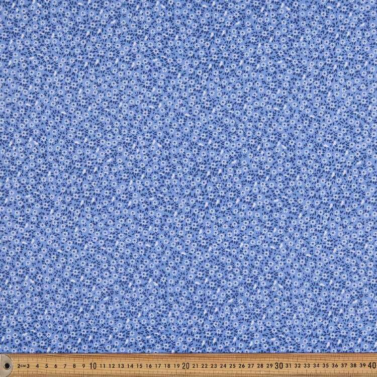 Mix n Match Lazy Dazy Printed 112 cm Poly Cotton Fabric