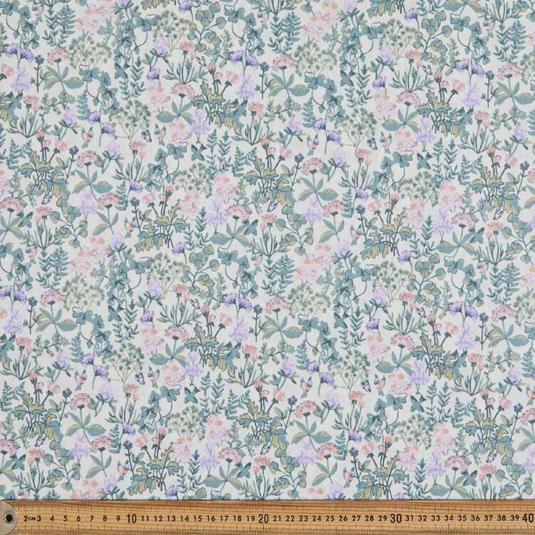 Mix n Match Where's Bordy Printed 112 cm Poly Cotton Fabric