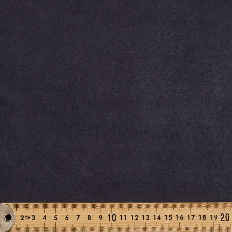 Plain 148 cm Suede Scuba Knit Fabric