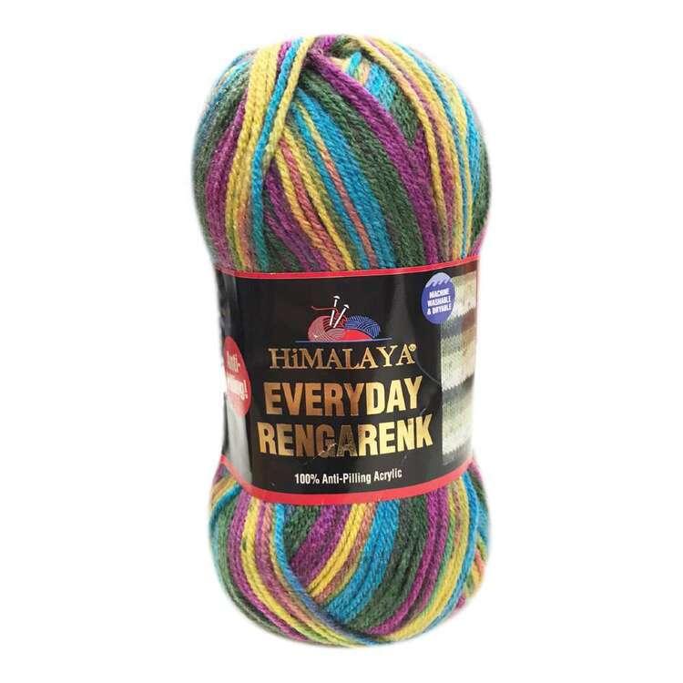 Himalaya Everyday Rengarenk Yarn