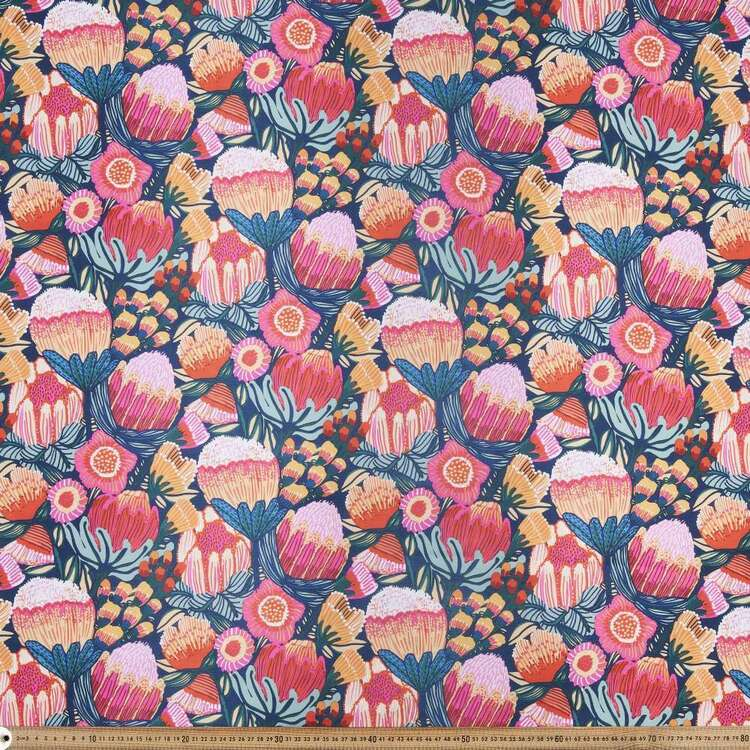 Kirsten Katz Weatherproof Oz Flowers Fabric