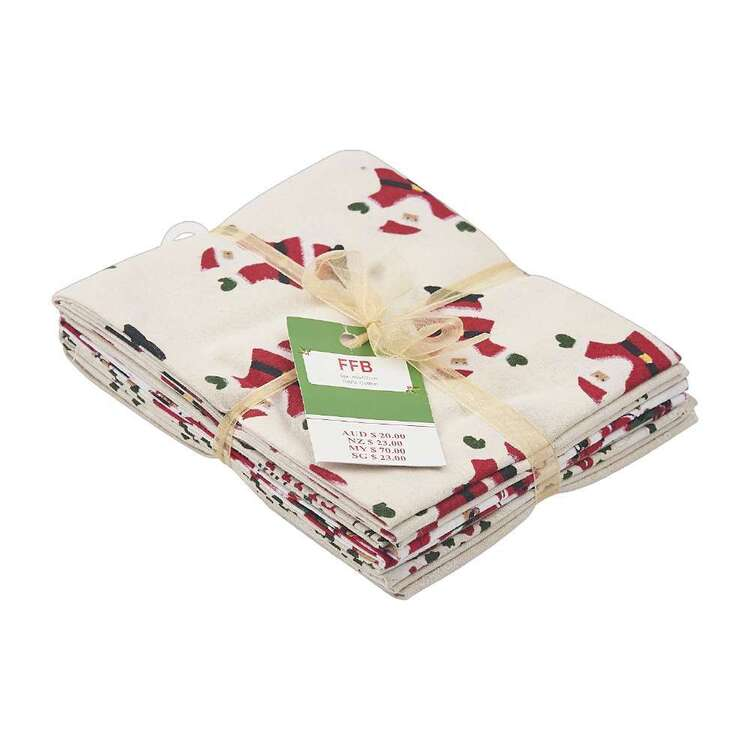 Lacquer Christmas 5 Piece Flat Fat Bundle