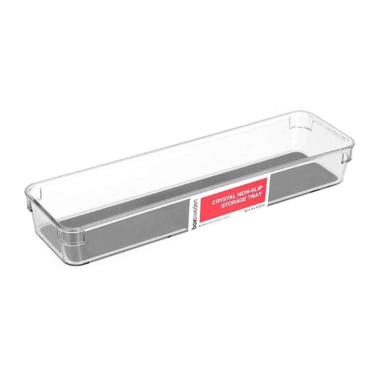 Boxsweden Crystal Long & Narrow Storage Tray