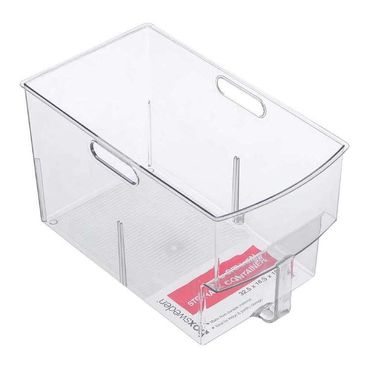 Boxsweden Crystal Storage Bin