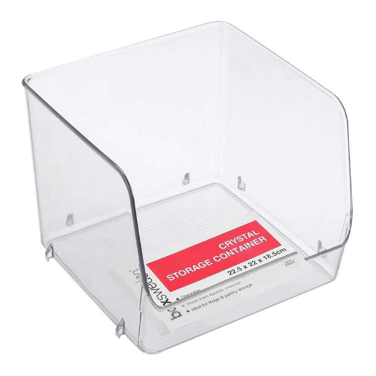 Boxsweden Crystal Storage Container
