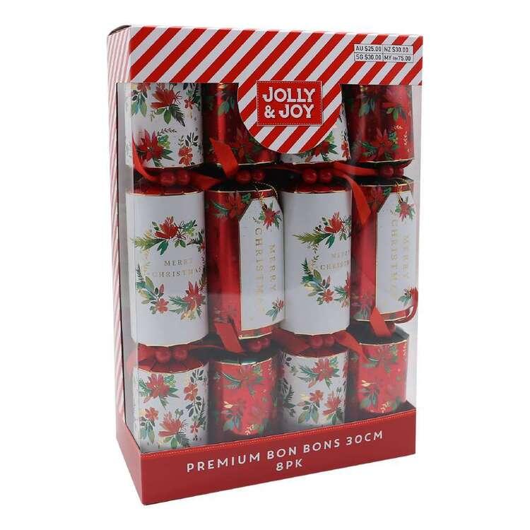 Jolly & Joy Flower Bon Bons 8 Pack
