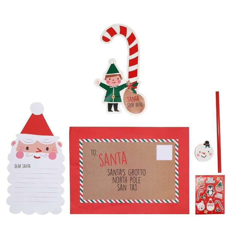 Jolly & Joy Letter To Santa Set