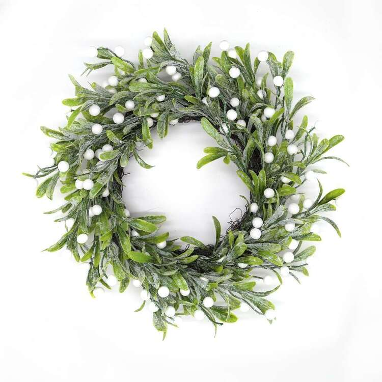 Jolly & Joy Berry Wreath
