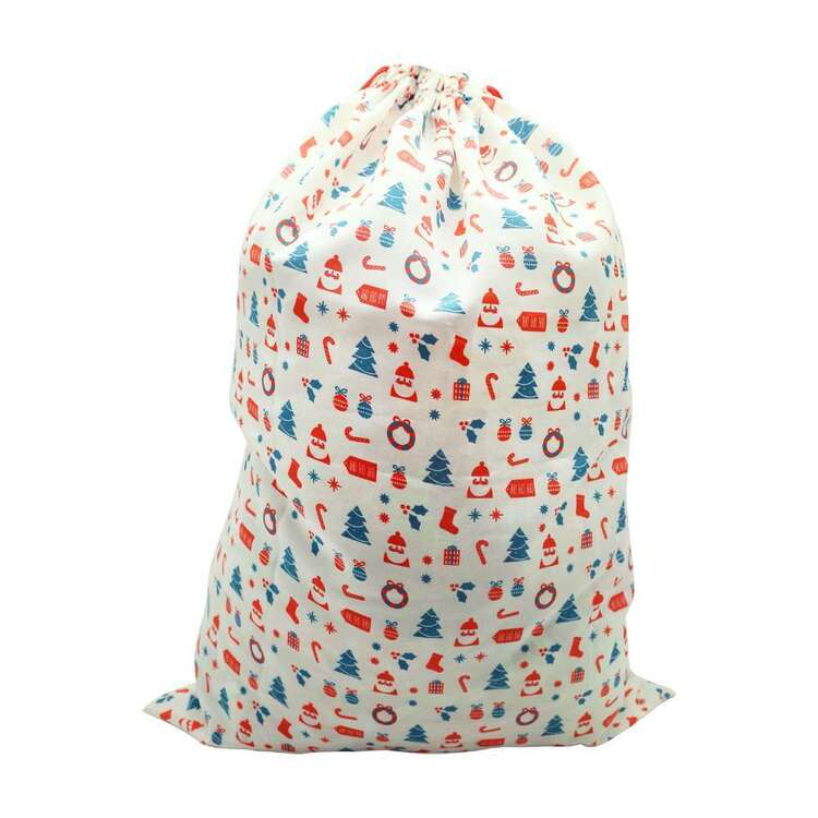 Jolly & Joy Pillowcase Christmas Sack