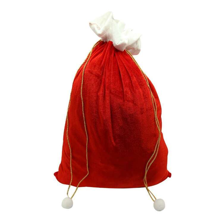 Jolly & Joy Velvet Sack