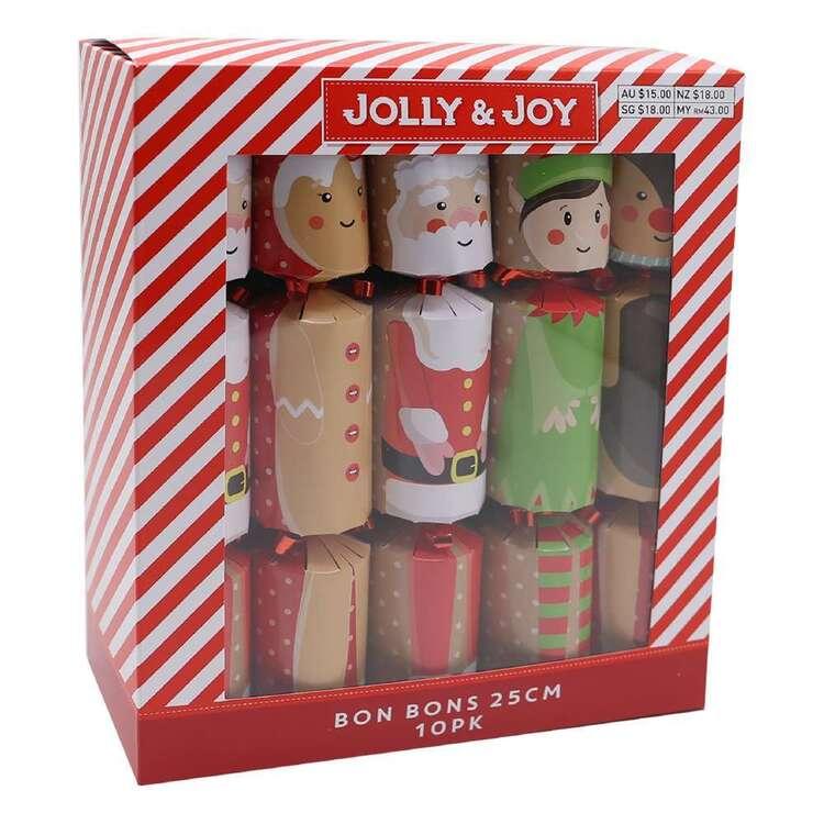 Jolly & Joy Character Bon Bons 10 Pack