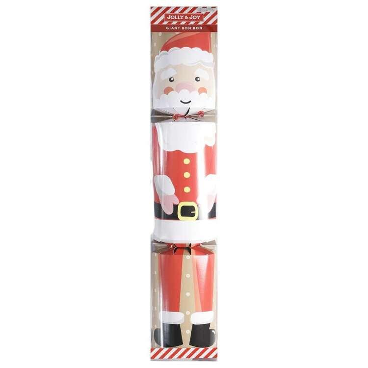 Jolly & Joy Santa Giant Bon Bon