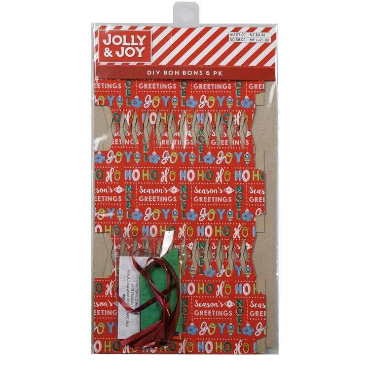 Jolly & Joy Bright DIY Bon Bons 6 Pack