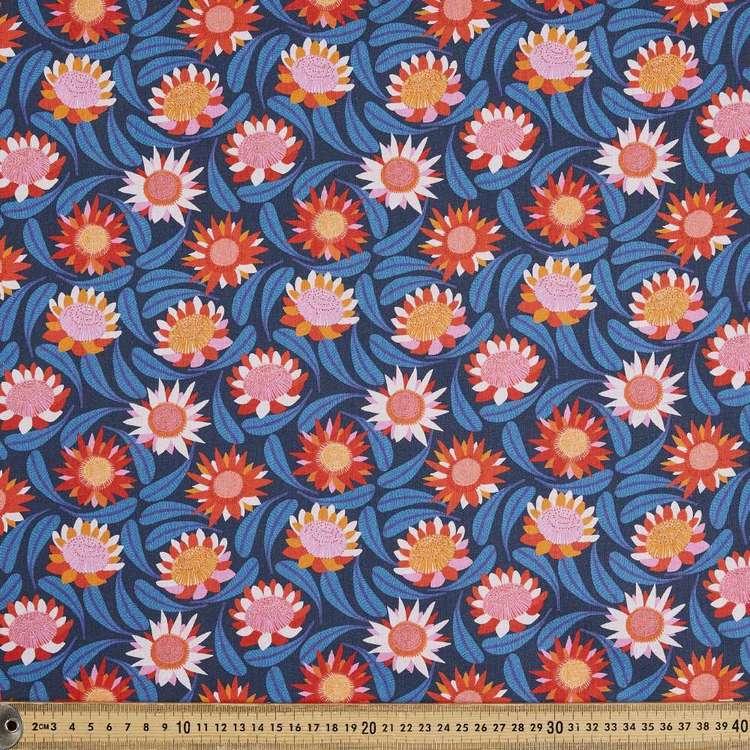 Jocelyn Proust Digital King Protea Cotton Fabric