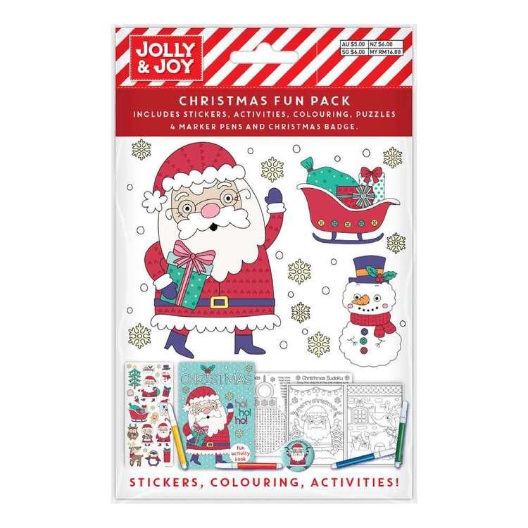 Jolly & Joy Christmas Fun Pack