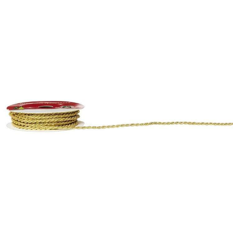 Twisted Metallic Cord