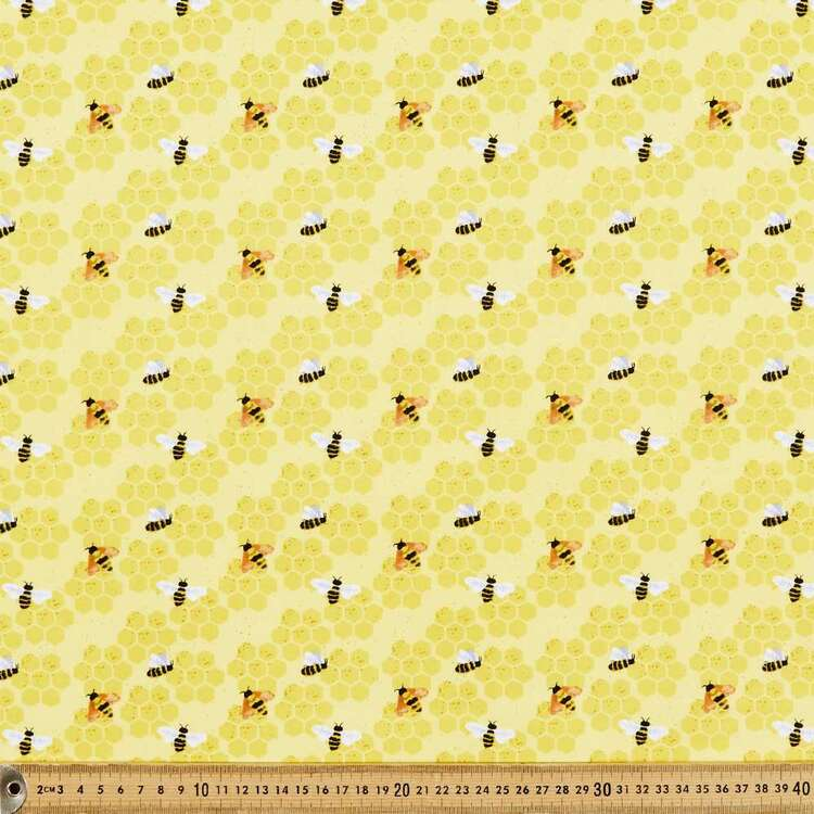Studio E Home Is Where Your Honey Is Bees Cotton Fabric