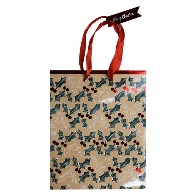 Jolly & Joy Mistletoe Medium Bag