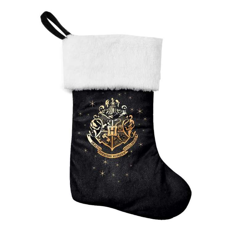 Harry Potter Crest Christmas Stocking