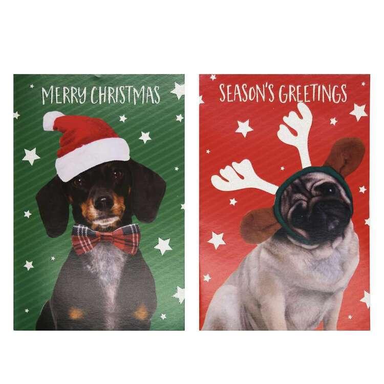 Jolly & Joy Dog Cards 12 Pack