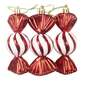 Jolly & Joy Candy Decorations 3 Pack Multicoloured