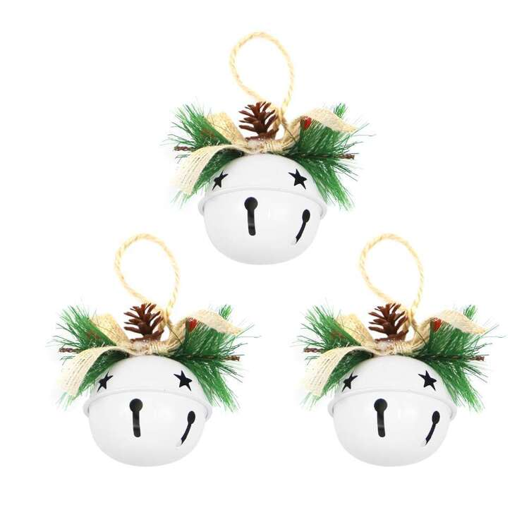 Jolly & Joy Jingle Bells 3 Pack