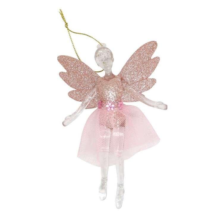 Jolly & Joy Fairy Decoration 2 Pack