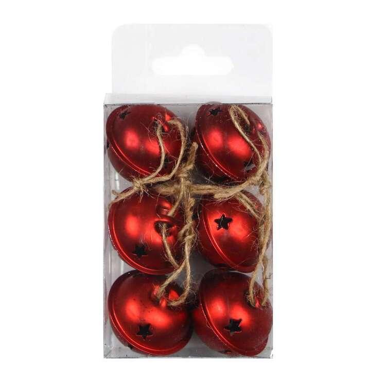 Jolly & Joy Jingle Bells 6 Pack