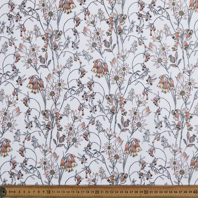 Scenic Route Flora Cotton Fabric