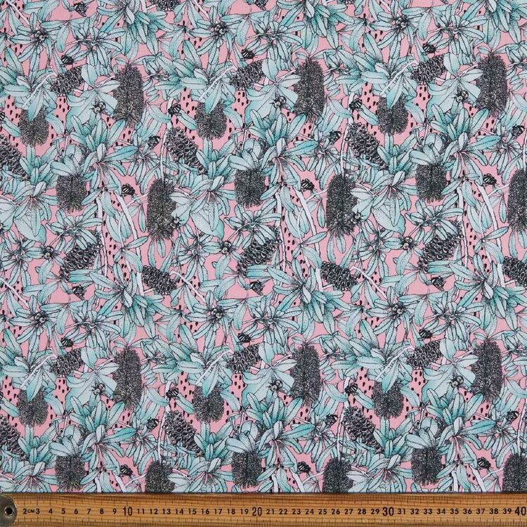 Scenic Route Natives Cotton Fabric