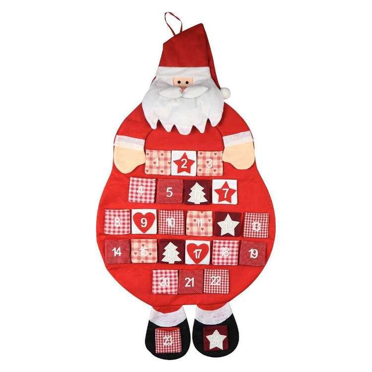 Jolly & Joy Santa Advent Calendar