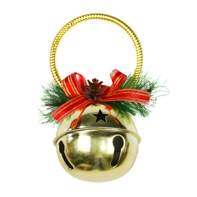 Jolly & Joy Jingle Bell With Bow