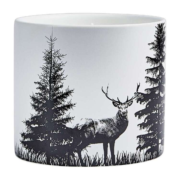 Bouclair Nordic Tradition Forest Candle