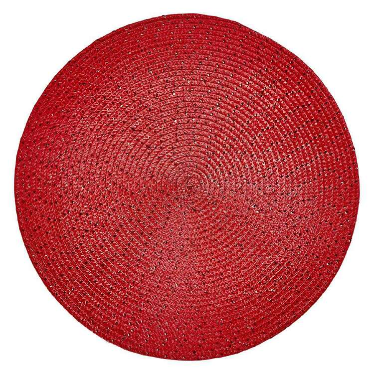 Bouclair Nordic Tradition Round Placemat