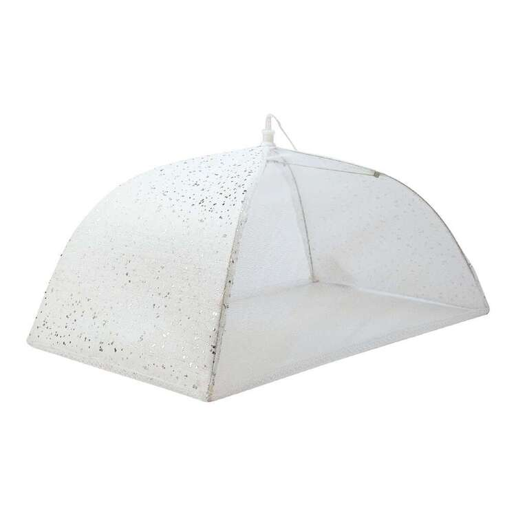 Christmas By Ladelle Dazzler Food Umbrella