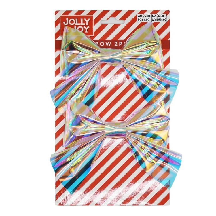 Jolly & Joy Bow 2 Pack