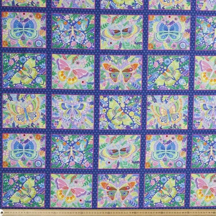 Wonderland Panel Cotton Fabric