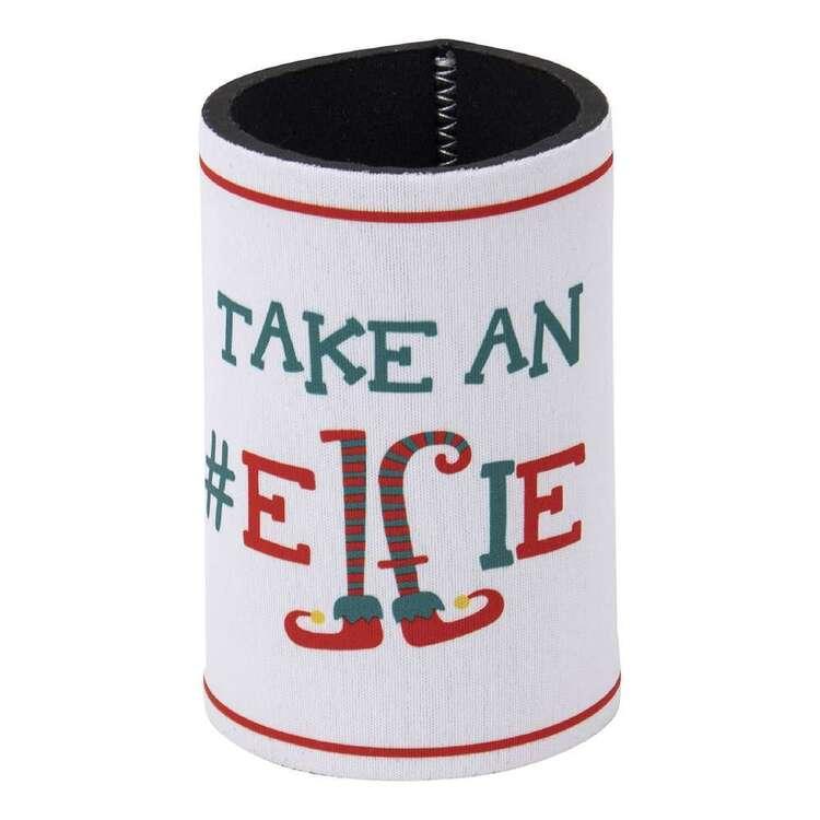 Christmas By Ladelle Elfie Stubby Holder