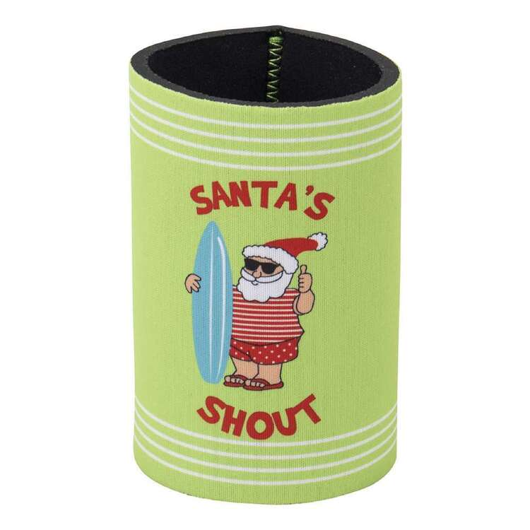 Christmas By Ladelle Shout Stubby Holder