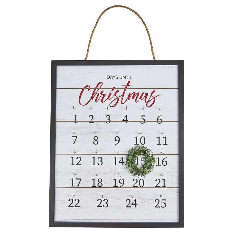 Bouclair Nordic Tradition Noel Calendar