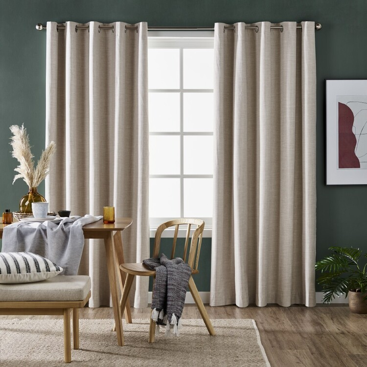 Gummerson Edinburgh Eyelet Curtains