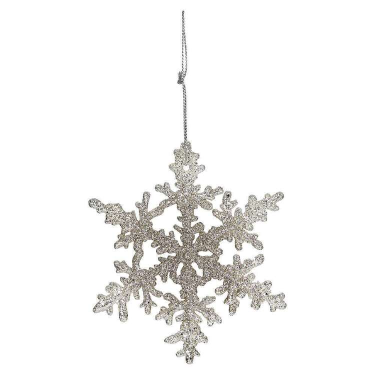 Bouclair Nordic Tradition Snowflake