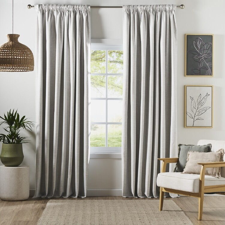 Gummerson Sienna Blockout Multi Header Curtains