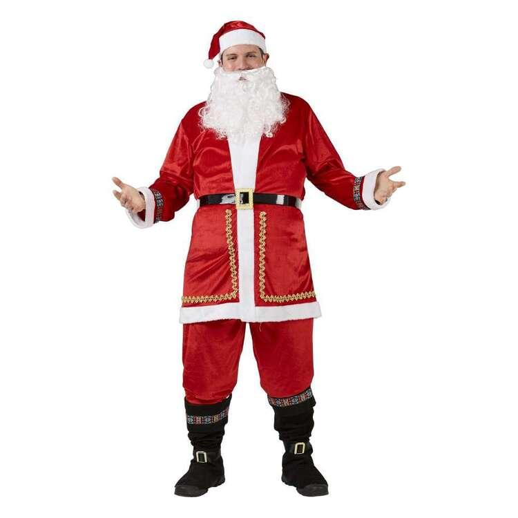 Jolly & Joy Santa Claus Adult Costume