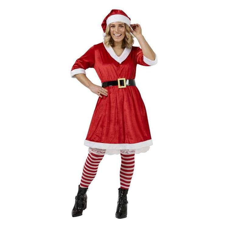 Jolly & Joy Mrs Claus Adult Costume