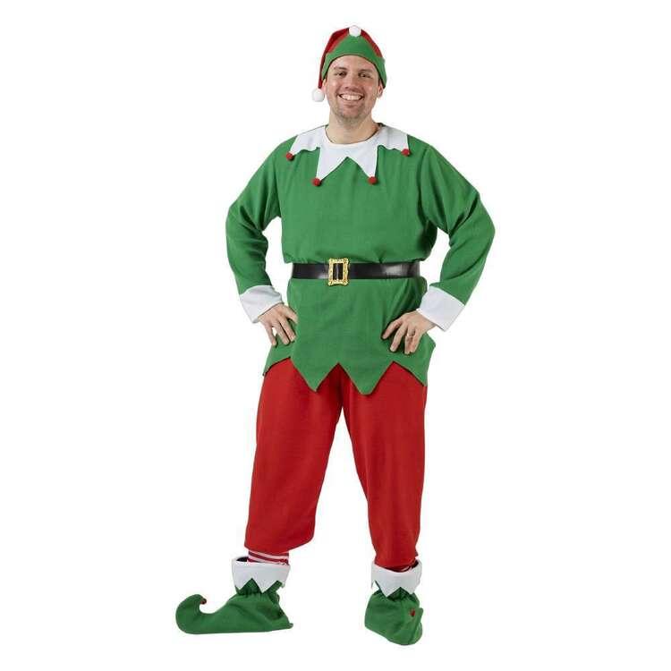Jolly & Joy Elf Man Adult Costume